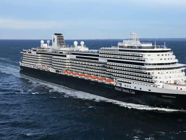 Holland America Line's 'Black Friday Sale' Gives Cruise Shoppers Free Wi-Fi Plus Specialty Dining, Gratuities and Beverages