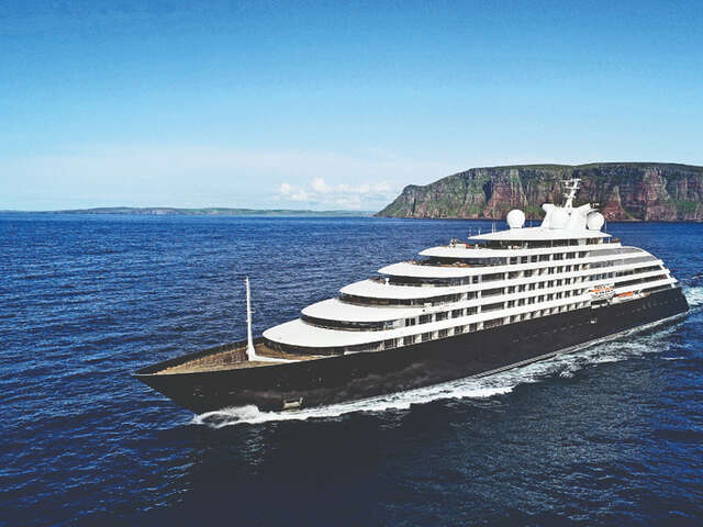 Scenic Announces New Scenic Eclipse 2022/23 Worldwide Voyages Collection