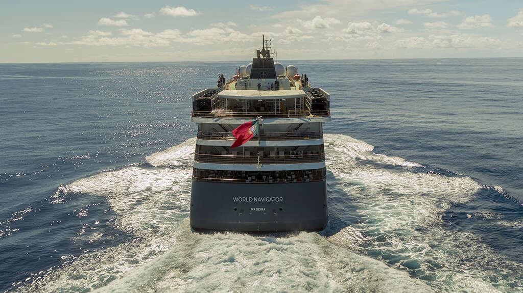 In Conversation with Alberto Aliberti, CEO of Atlas Ocean Voyages