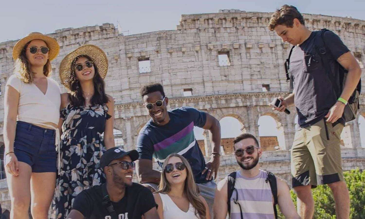 Travel the world with Contiki