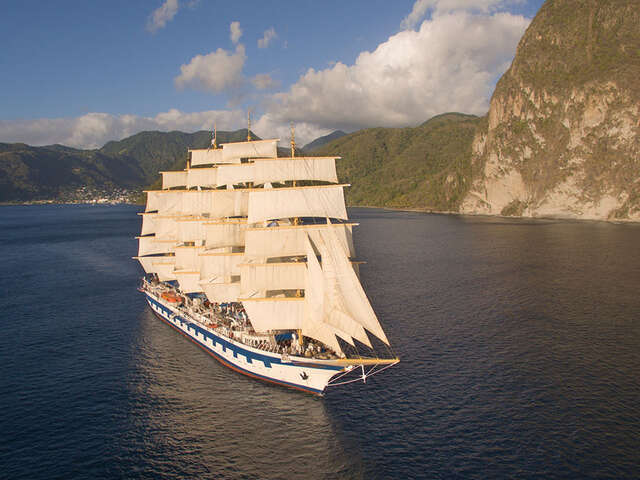 Star Clippers Waives Single Supplement on Wide Variety of Sailings through 2023