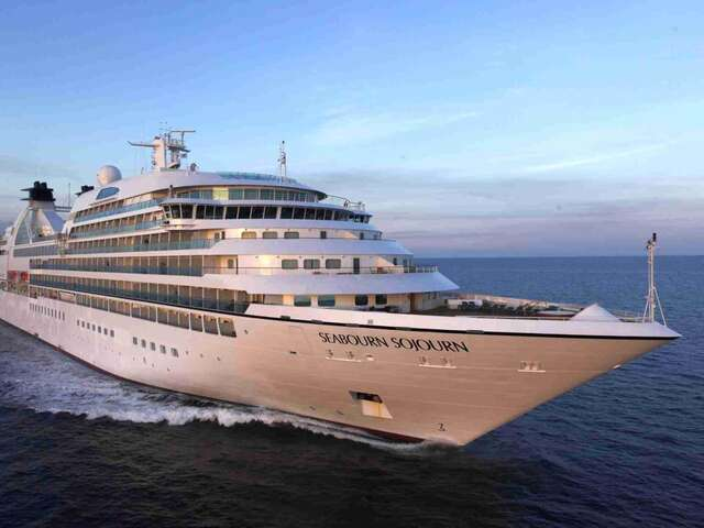 Seabourn Launches Two Ultimate Trips: 2023 World Cruise & 2023 Grand Voyage