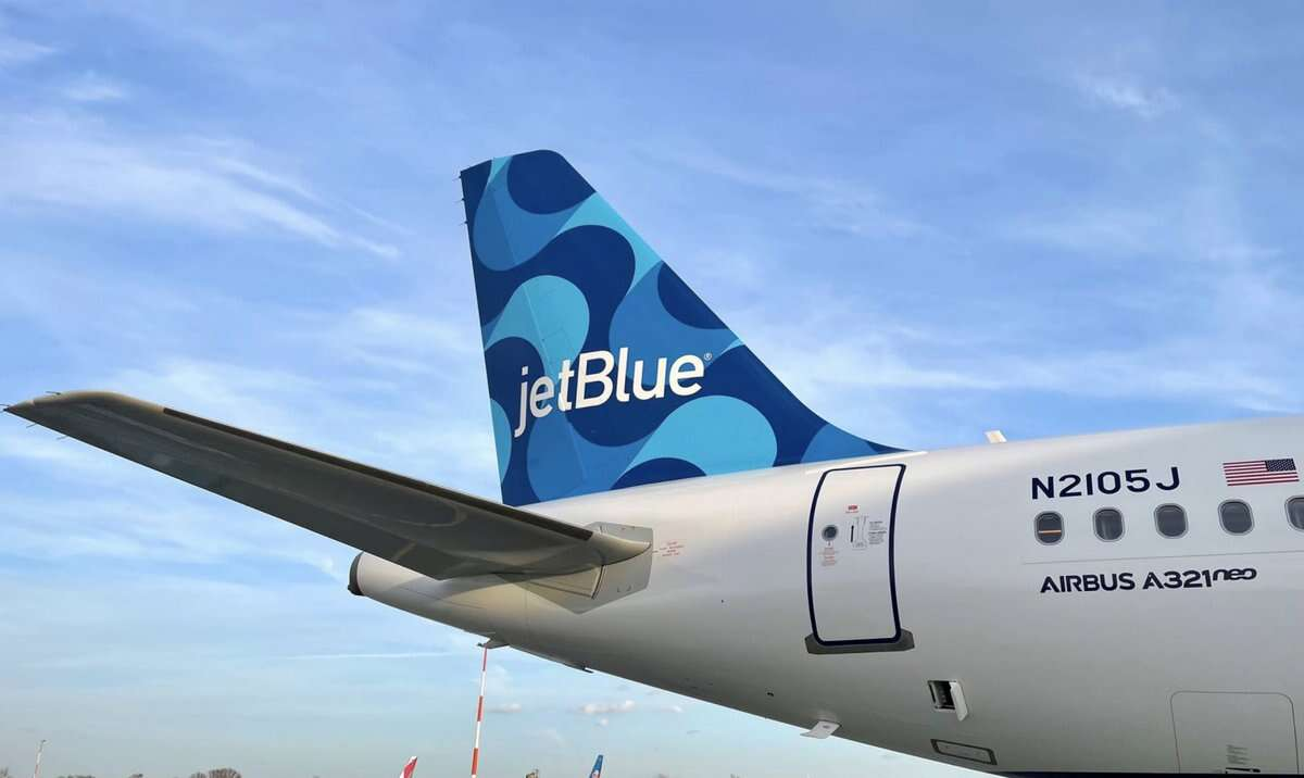 JetBlue Takes Delivery of Its First Airbus A321neo Aircraft Featuring Reimagined Mint® for North American Flying