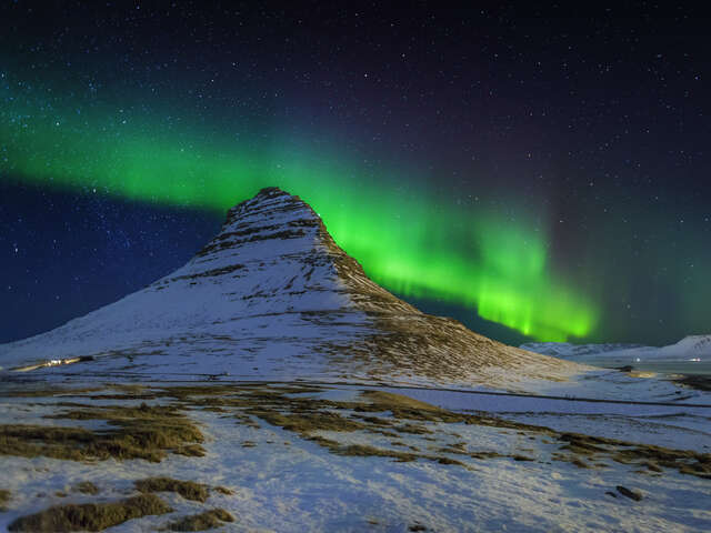 Iceland and the Northern Lights October 13 - 20, 2022