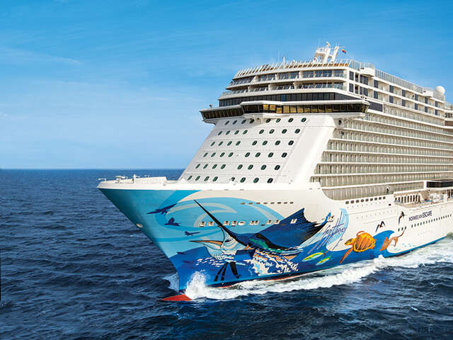 10 Night Italy and Greece Cruise onboard the Norwegian Escape