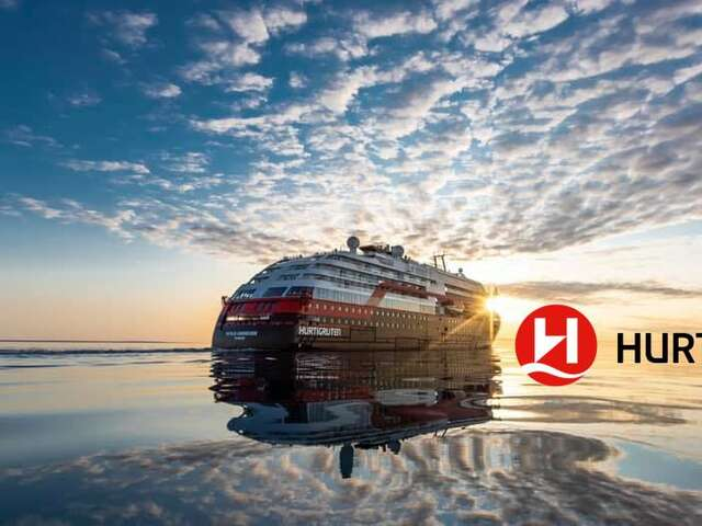 Mar 30, 2021 - Cool Cruising and Going Green with Hybrid Hurtigruten! 😎