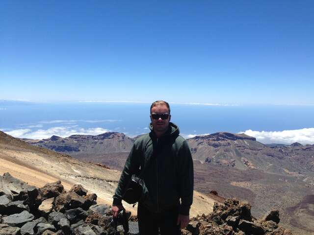 A weekend in Tenerife with Dale