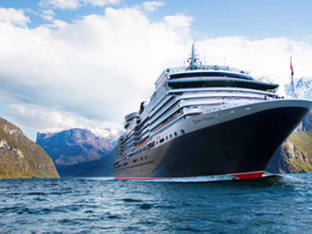 Cunard - Enjoy up to $300 onboard credit