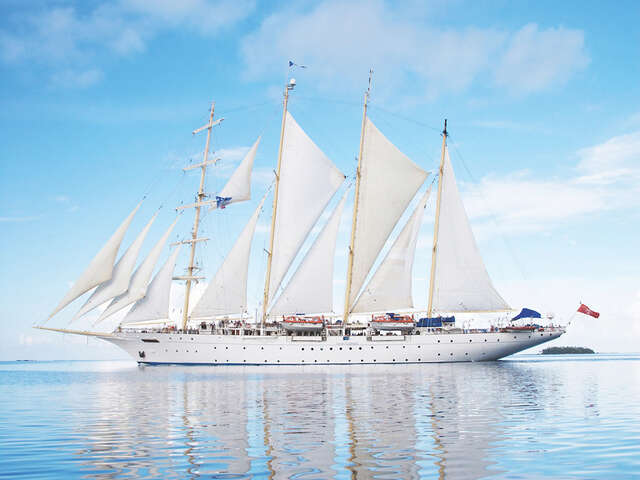 Star Clippers Announces New Central American Sailing Itineraries for Winter 2022-2023 Season