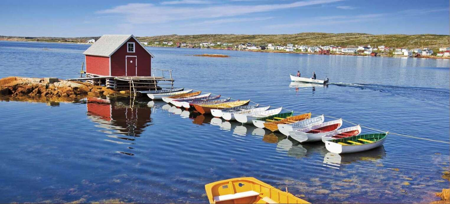 Newfoundland and Labrador - Viking Trail 2022