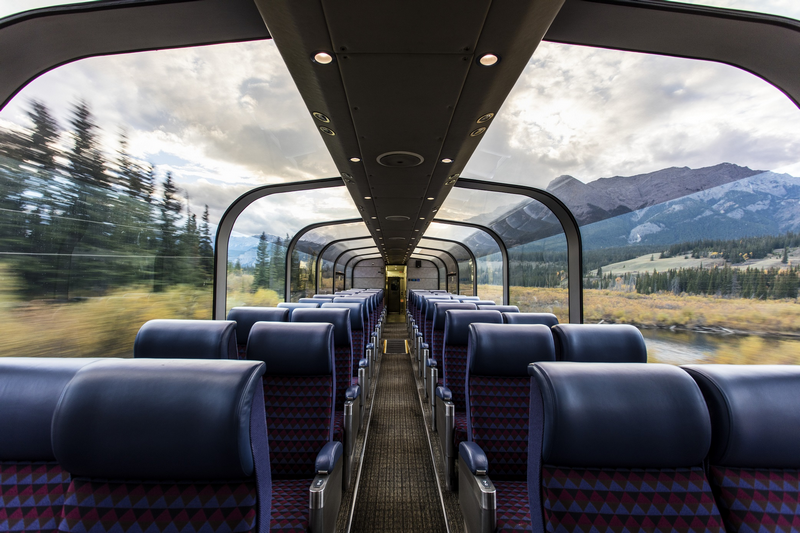 Railbookers - Save $300 per couple on Canadian Rail Vacations 7+ Nights