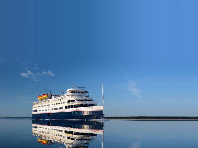 Victory Cruise Lines - Save up to $4,000 per stateroom on select 2022 cr
