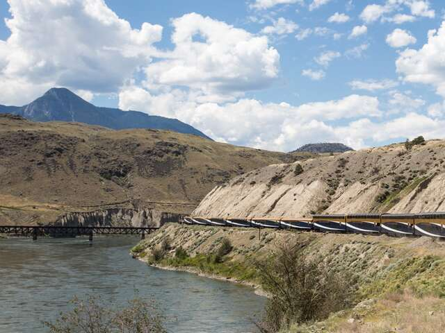 Rocky Mountaineer - Save $300 on Rockies to the Red Rocks Classic