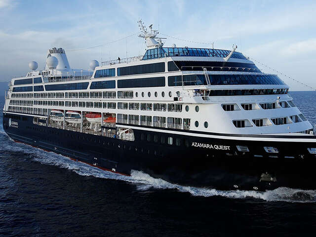 Azamara Announces Return to Service with Greece Voyages Starting in August