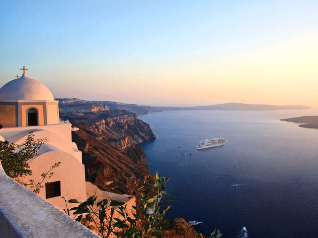 Sail the Eastern Mediterranean this summer with Silversea Cruises