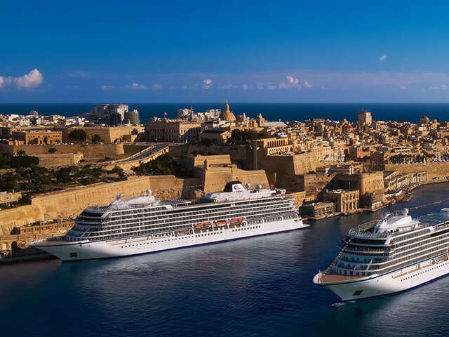 """Viking Expands """"Welcome Back"""" Collection with New Med Voyages for Summer 2021"""