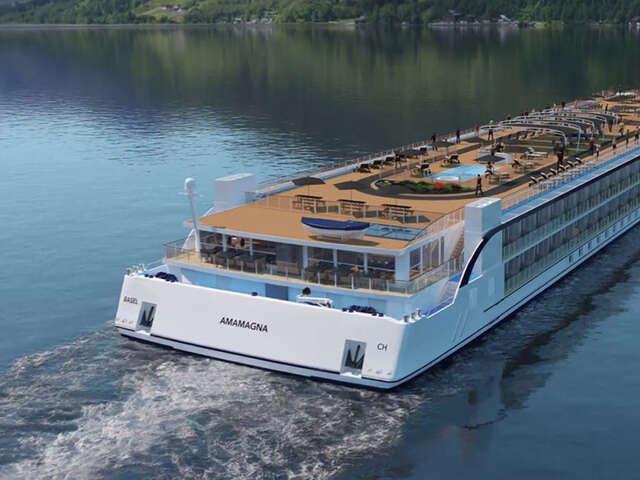 AmaWaterways to Resume Sailings Through Europe Beginning July 3