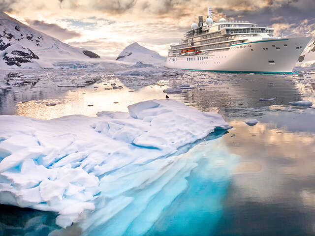 """Crystal Announces $1,000 """"As You Wish"""" Shipboard Credit for Crystal Endeavor Inaugural Antarctic Voyages"""