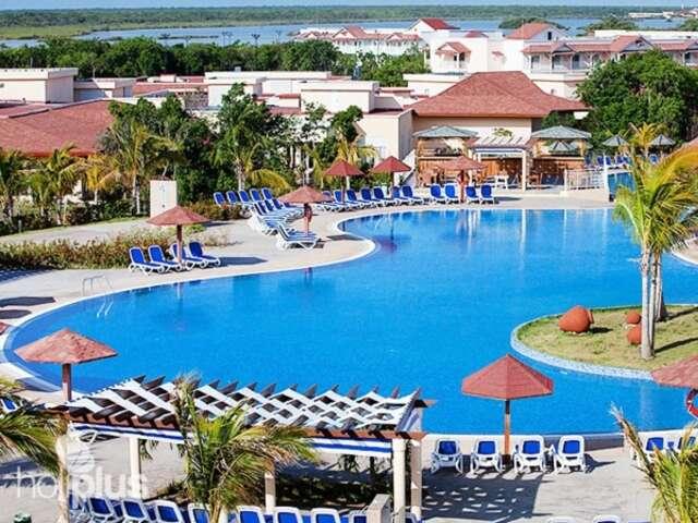 Winter vacation in Cayo Coco, Cuba
