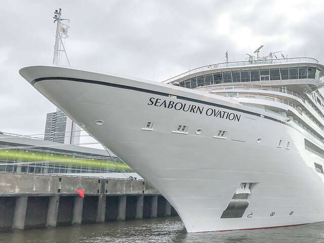 Seabourn Ovation to Operate from Miami for the First Time Starting in November 2021