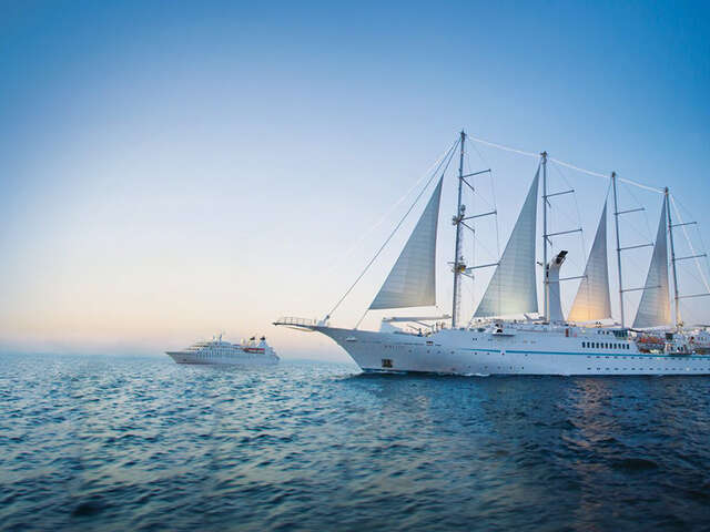 Windstar Cruises Announces New 79-Day Grand European Cruise
