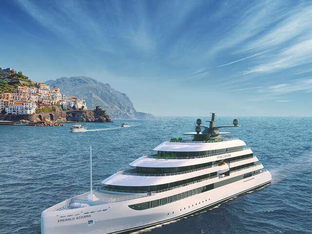 Emerald Azzurra to Visit Saudi Arabia During Inaugural Season on Two Brand New Voyages