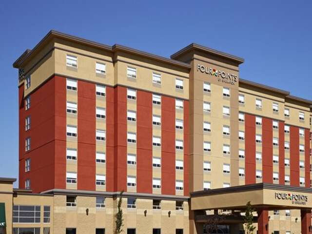 Four Points by Sheraton Edmonton Gateway for October vacation