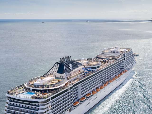 MSC Cruises' First Ship to Sail from Port Canaveral Approved to Resume Service