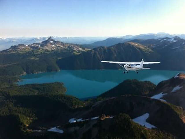 Glaciers & Whistler By Air Adventure
