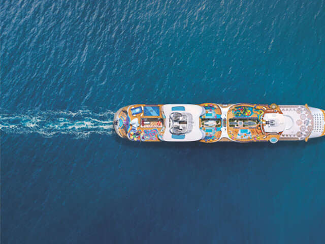 Royal Caribbean Celebrates 'Wonder of the Seas' Debut with New Video