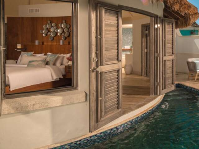 South Seas Royal Rondoval Butler Suite with Private Pool Sanctuary