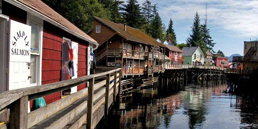 Gateway to Alaska - Ketchikan, Alaska - Full Day