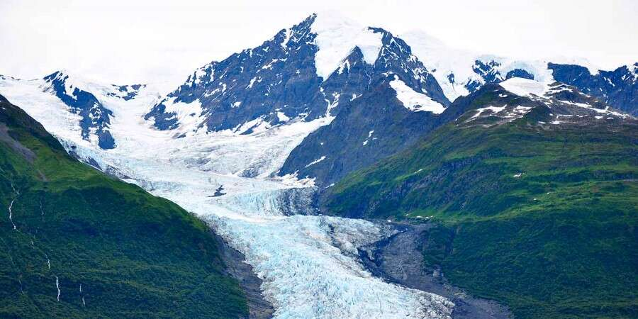 Glacial Wonderland - College Fjord / Prince William Sound - Full Day