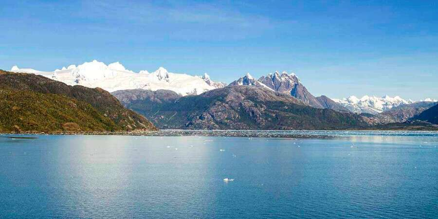 Waters of Patagonia - At sea