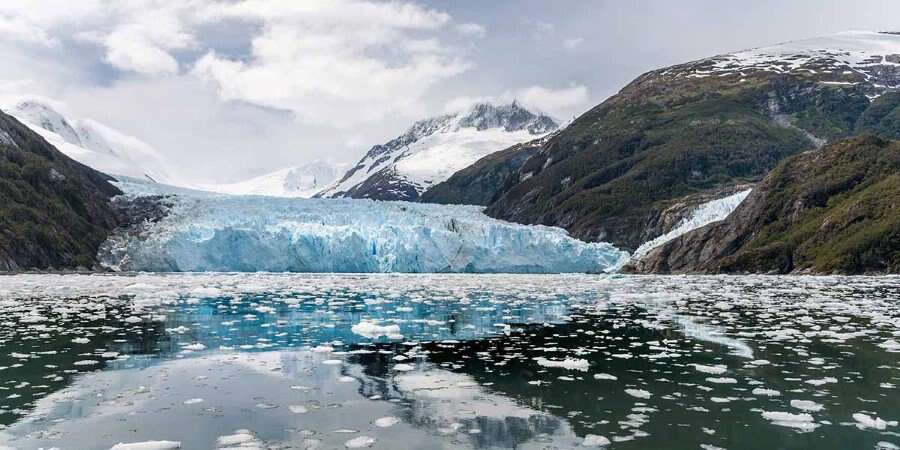 A Paradise for Nature Enthusiasts  - Chilean fjords