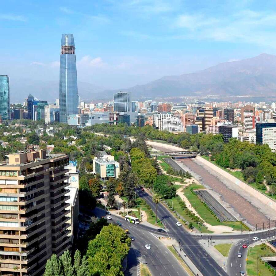 So much to see - Santiago de Chile