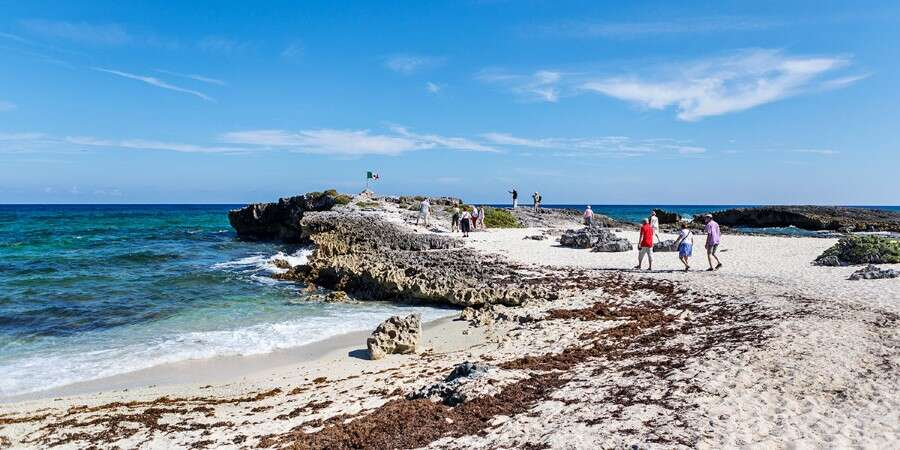 Ruins, Beaches and Turquoise Seas - Cozumel, Mexico - Full Day