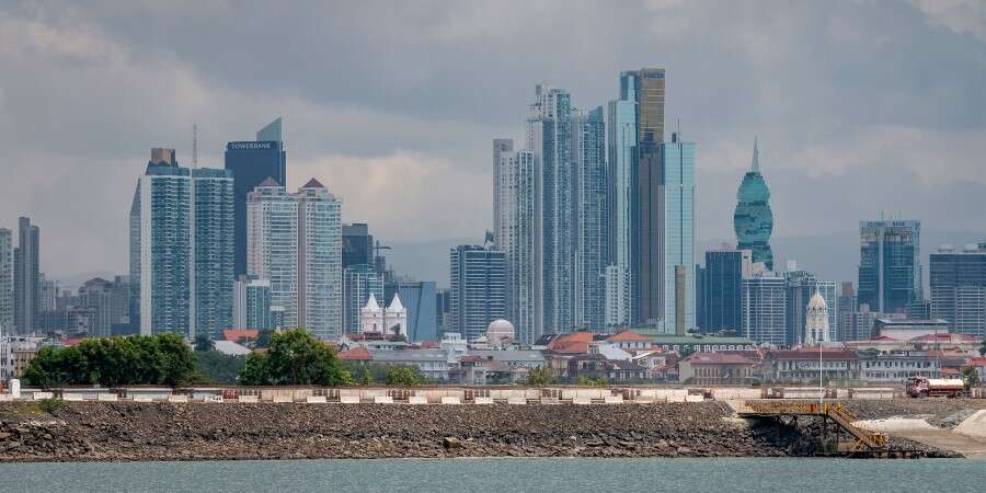 City on the Canal - Panama City, Panama