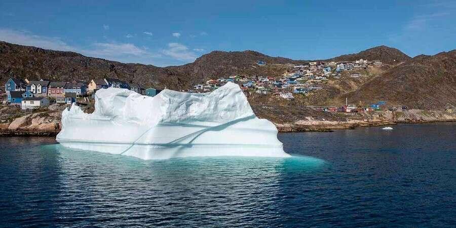 Picture-Perfect Greenlandic Town - Qaqortoq