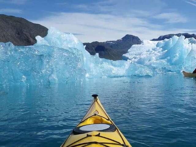 Disko Bay - The Heart of Greenland