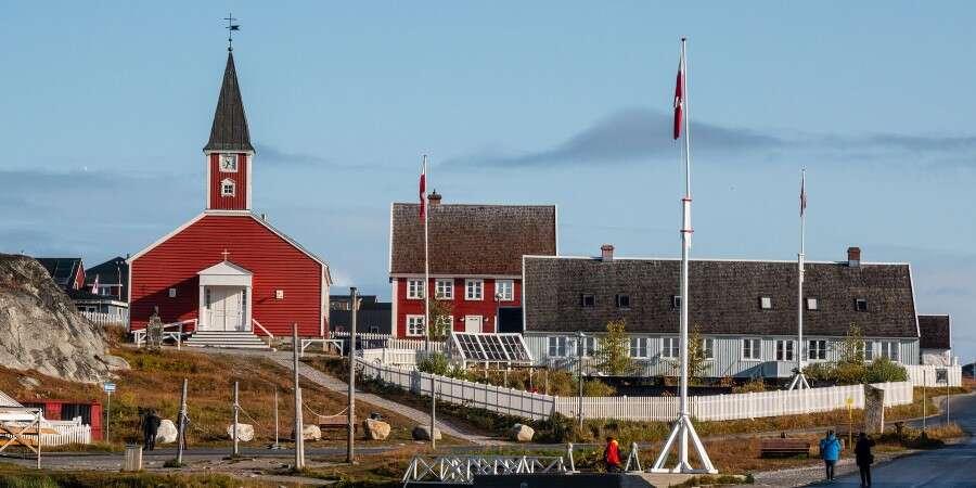 Capital of Greenland - Nuuk