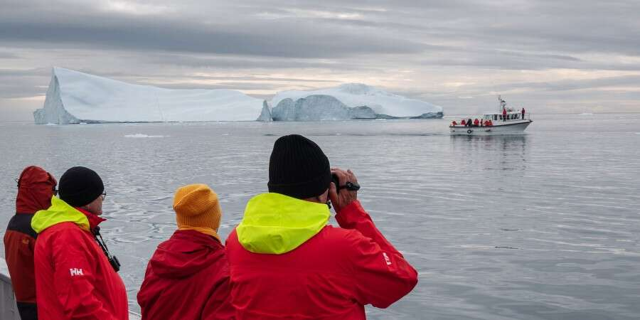 Where Icebergs are Born - Ilulissat