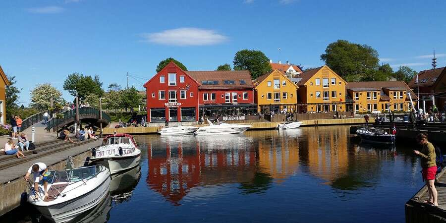 Charming Kristiansand - Kristiansand, Norway - Half Day