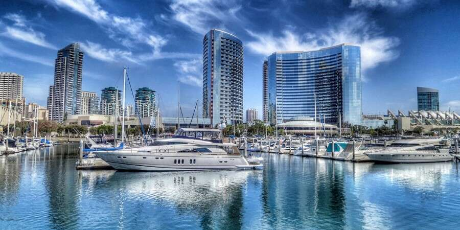 America's Finest City - San Diego, USA - Embarkation