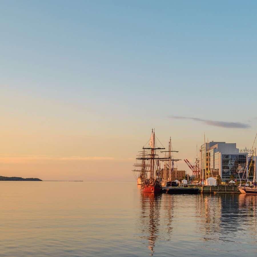 Vibrant Capital of Nova Scotia - Halifax, Canada