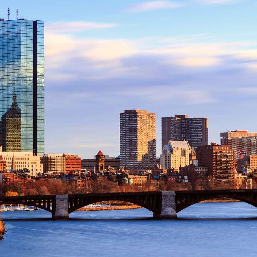 Cheers to the memories! - Boston, Massachusetts