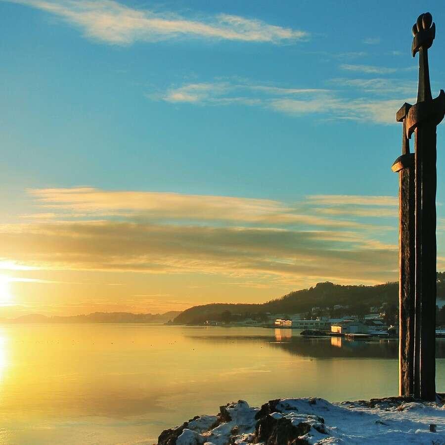 Exploring Norwegian heritage - Mosterøy, Norway