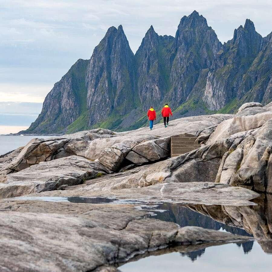 Microcosm of Norway - Senja, Norway