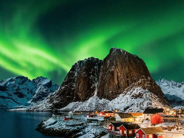 From Dover to Norway's Northern Lights