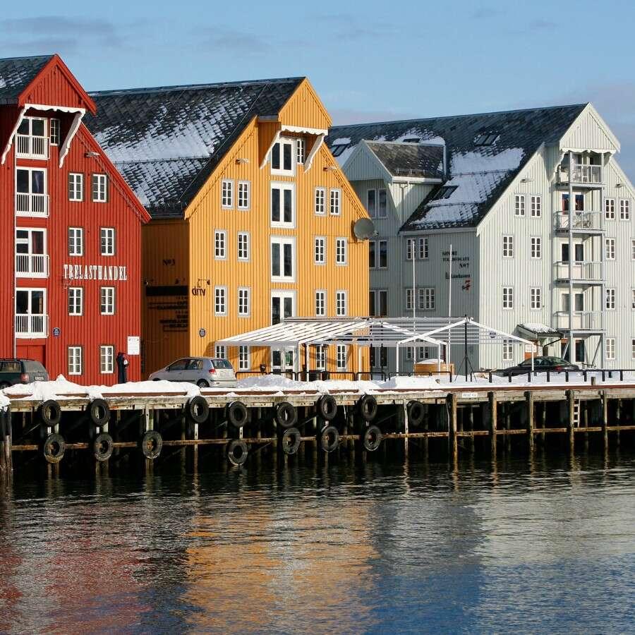 Gateway to the Arctic  - Tromsø